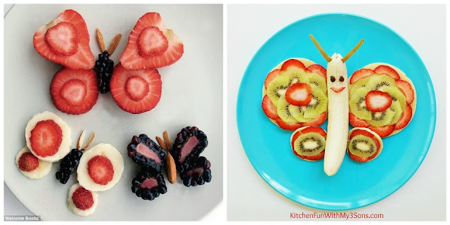 fruit food art