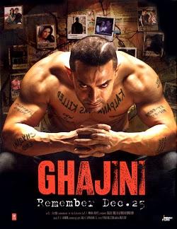 Mối Thù Phải Trả - Ghajini (2008) Poster