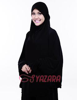 Mini Telekung Syazara Lycra KE-04