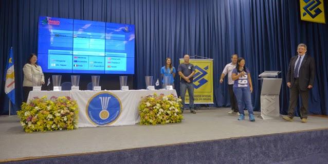Sorteo de grupos en mundiales de beach handball | Mundo Handball