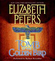 The Tomb of the Golden Bird by Elizabeth Peters