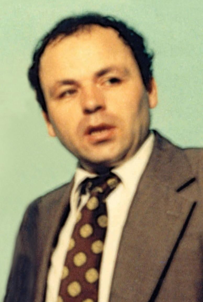 KOLEC P. TRABOINI, janar 1991