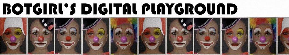 Botgirl's Digital Playground