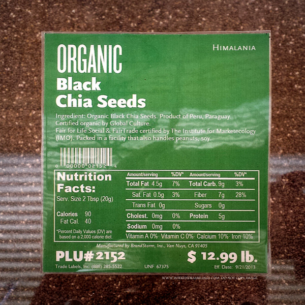 Chia Seeds Superfoods Health Nutrition Benefits Indian Beauty Makeup Blog