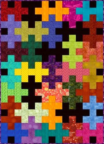 Jigsaw Puzzle - Free Pattern