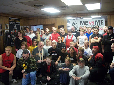 2011 Mid America Bench Press and Dead Lift Championships