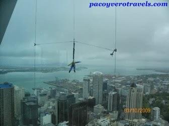 Que ver en Auckland en un día: Sky Tower y Sky Jump