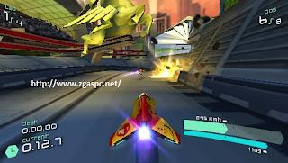 Download Game Wipeout Pulse psp ISO Untuk Komputer Full Version Free ZGASPC