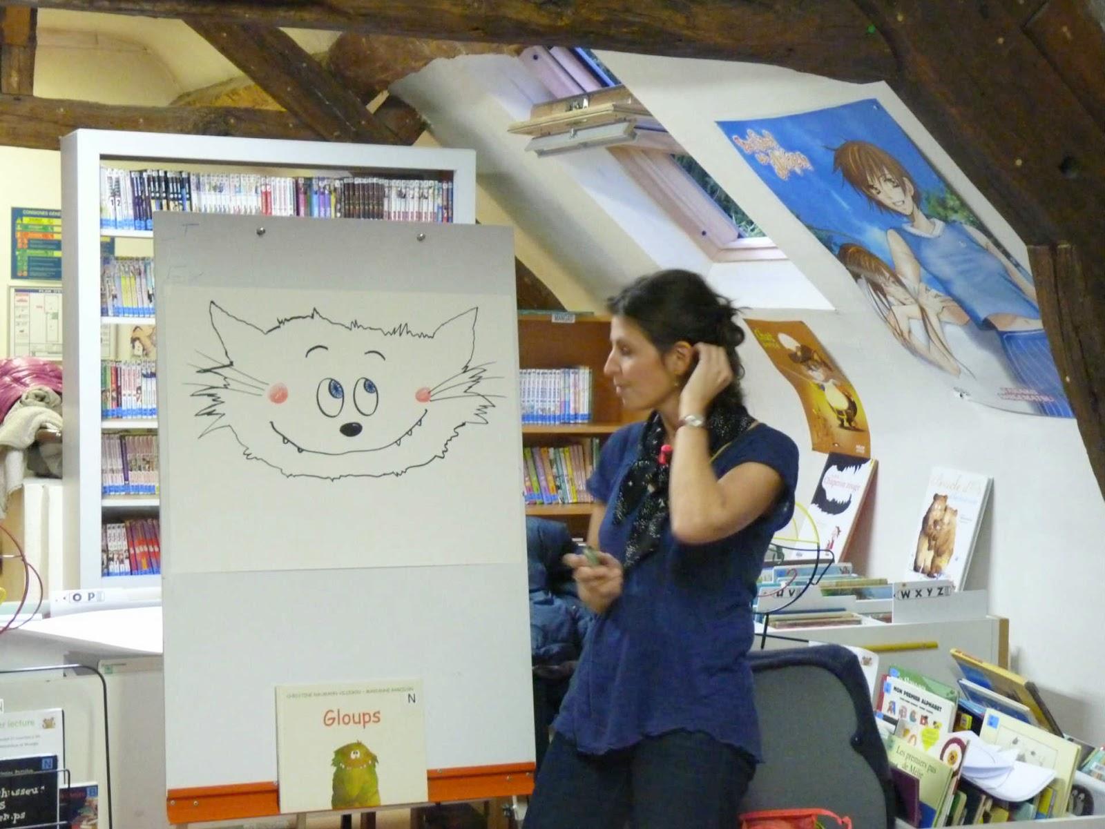 illustratrice jeunesse