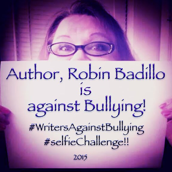 #WritersAgainstBullying
