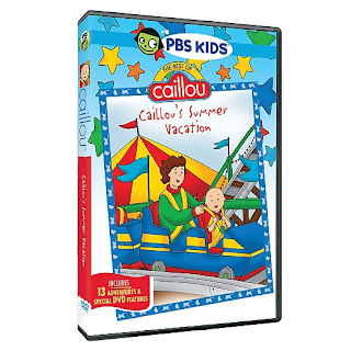 Caillou giveaway