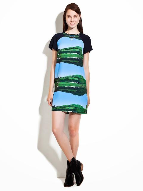 dsenli kısa elbise