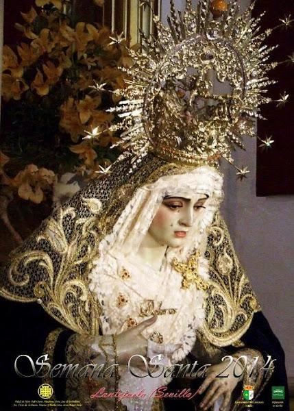 Horarios e itinerarios semana santa lantejuela sevilla 2014 - Horario merkamueble sevilla ...