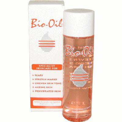 bio oil hår