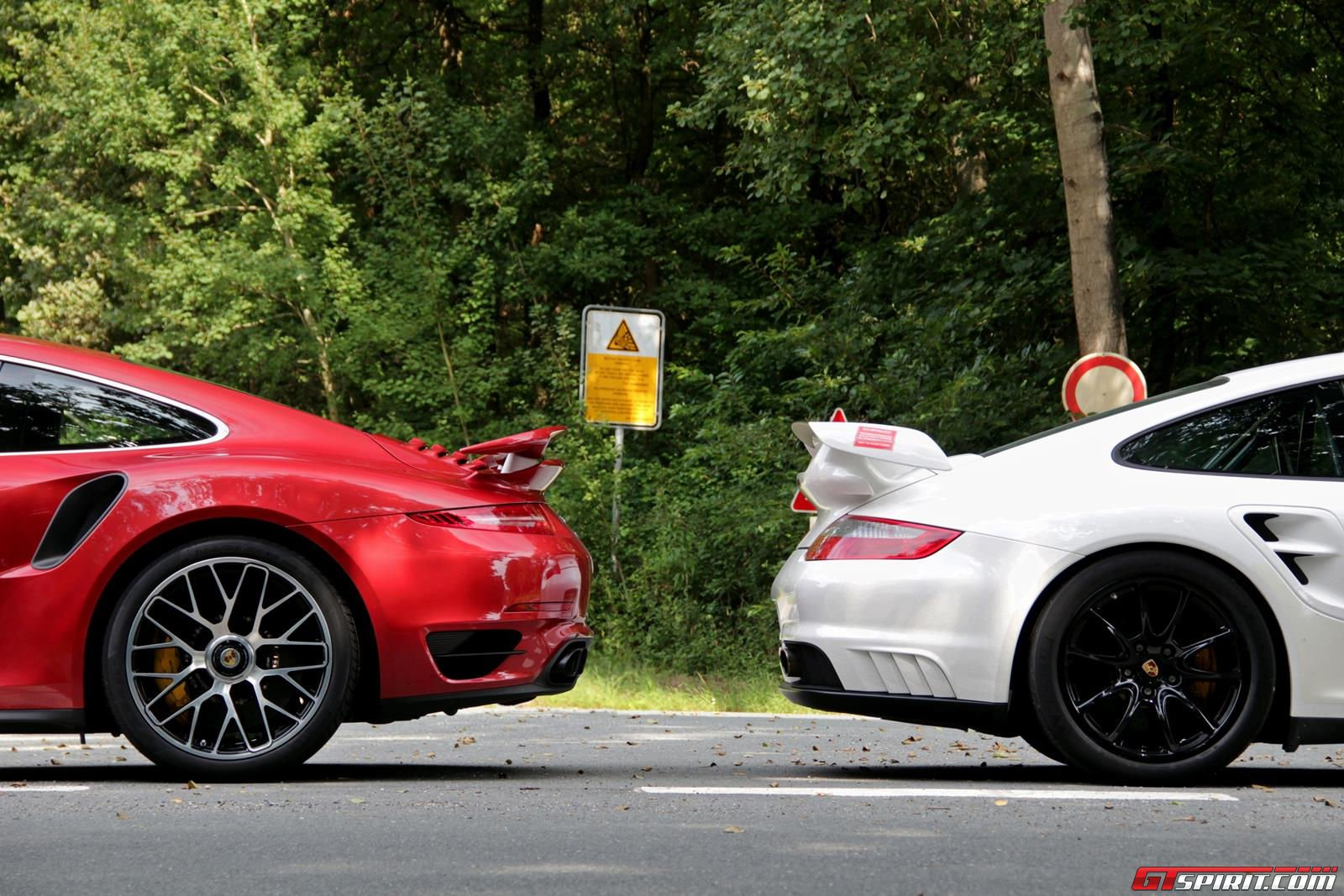 911 Turbo Pictures Amp Videos Gtspirit Publishes A 991