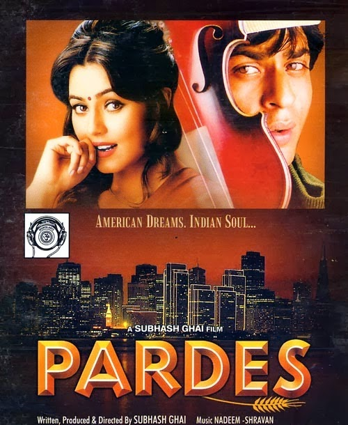 Pardes (1997) Movie Watch Online And Download