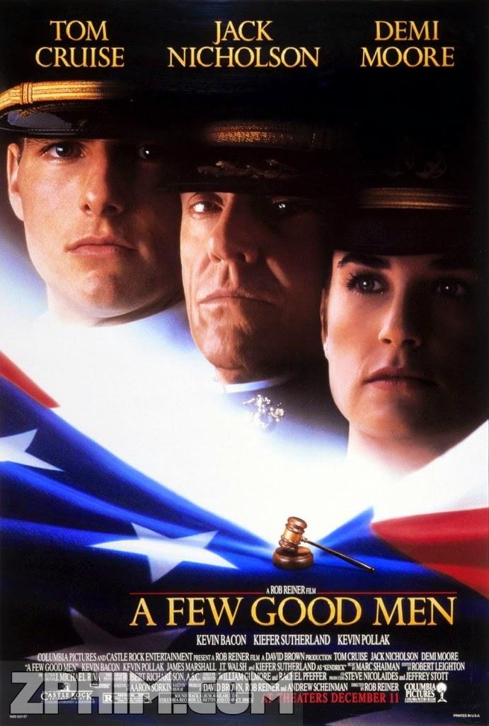 Chỉ Vài Người Tốt - A Few Good Men (1992) Poster