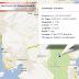Σεισμική δόνηση στην Κερατέα κοντά στον οικισμό Μαρκάτι