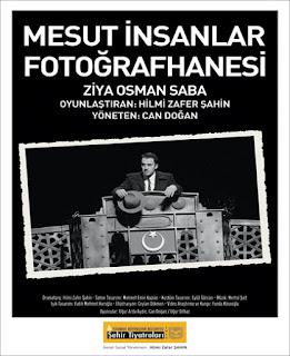 Mesut İnsanlar Fotoğrafhanesi Şehir Tiyatroları