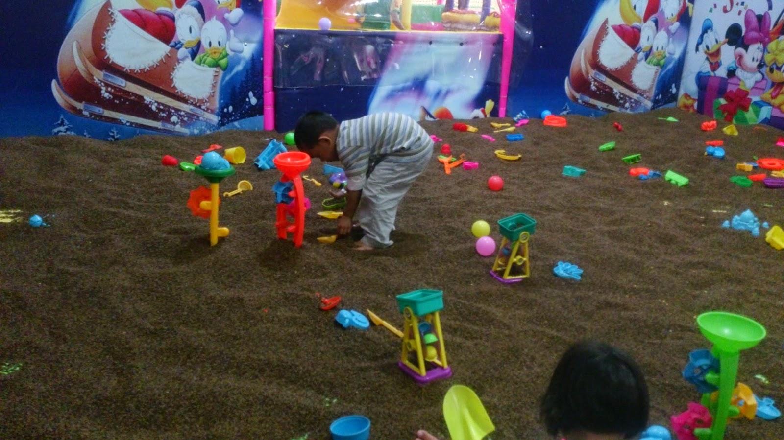 tempat main kanak-kanak di kuantan