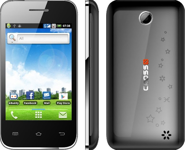 Cross Andromeda A25,HP Cina,HP Lokal,HP Android Termurah