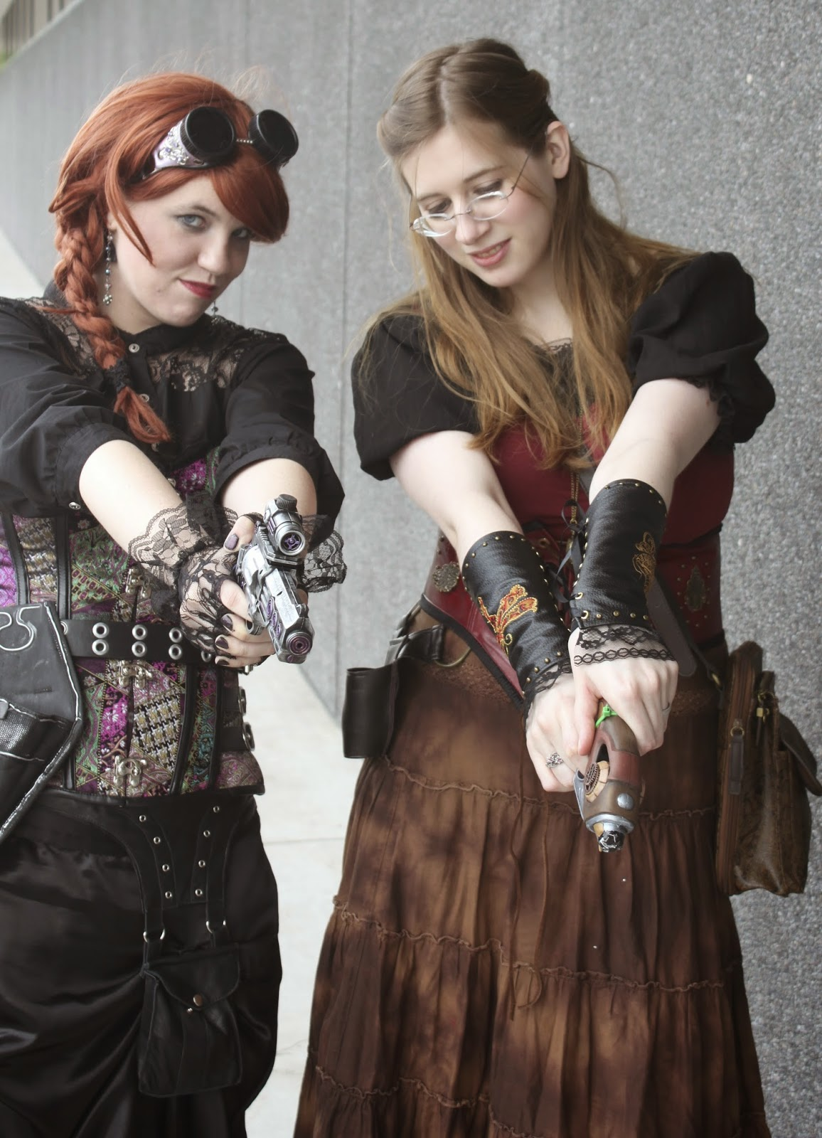Ste&unk Pirates and Disney goes Hipster  sc 1 st  Confessions of a Seamstress & Confessions of a Seamstress: Steampunk Pirates and Disney goes Hipster