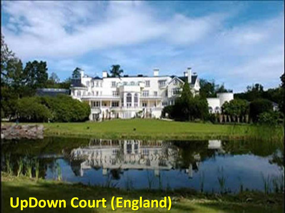 Most expensive houses in the world for Nicest homes in the world