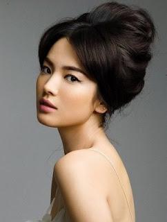 Piękna Azjatka. Asian beauty.