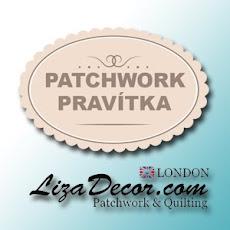Patchworková pravítka a šablony