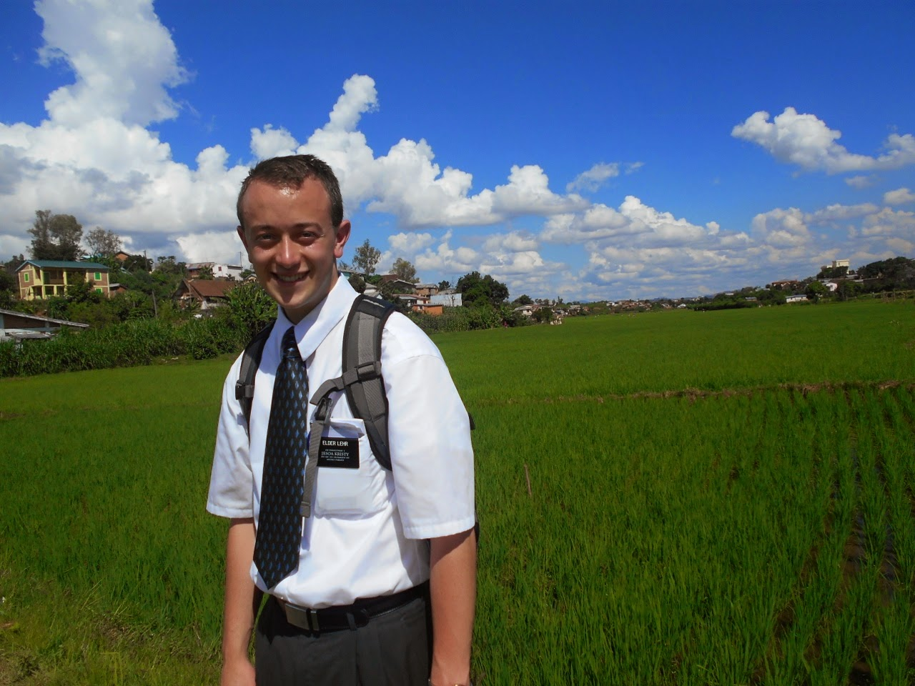 Elder Spencer Lehr: Have questions about my beliefs? Click the picture below.