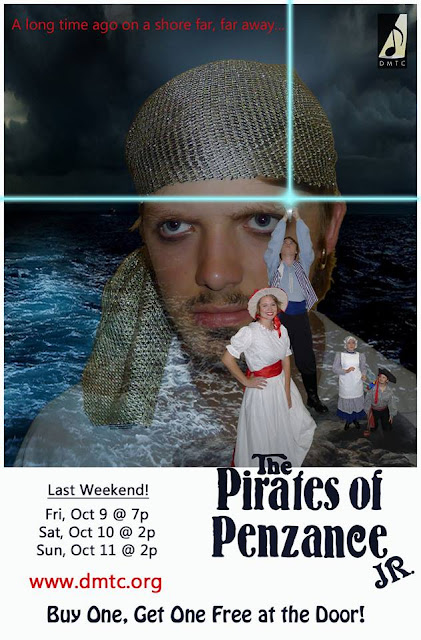 "Last Weekend For ""Pirates of Penzance, Jr.""!"