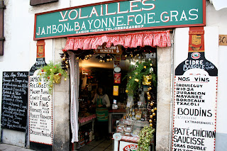 foie gras, French Basque Country, French Deli, Pays Basque, Saint Jean De Luz, San Juan de luz