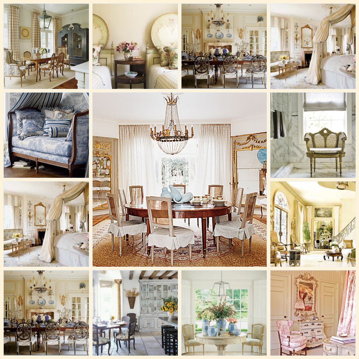 Fabulously french the enchanted home for Country decor