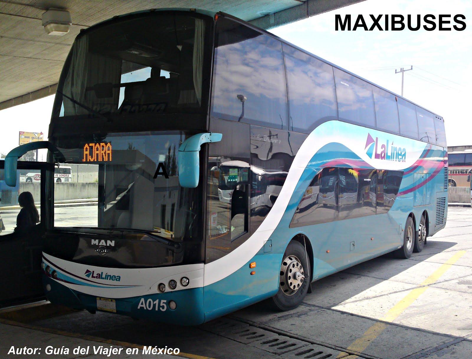 Maxibuses autobuses de jalisco omnibus cuauht moc la l nea - Autobuses de dos pisos ...