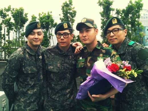 mithra jin selca when discharged from army