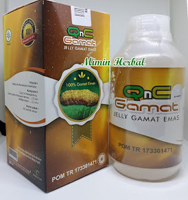 New Produk QNC Jelly Gamat