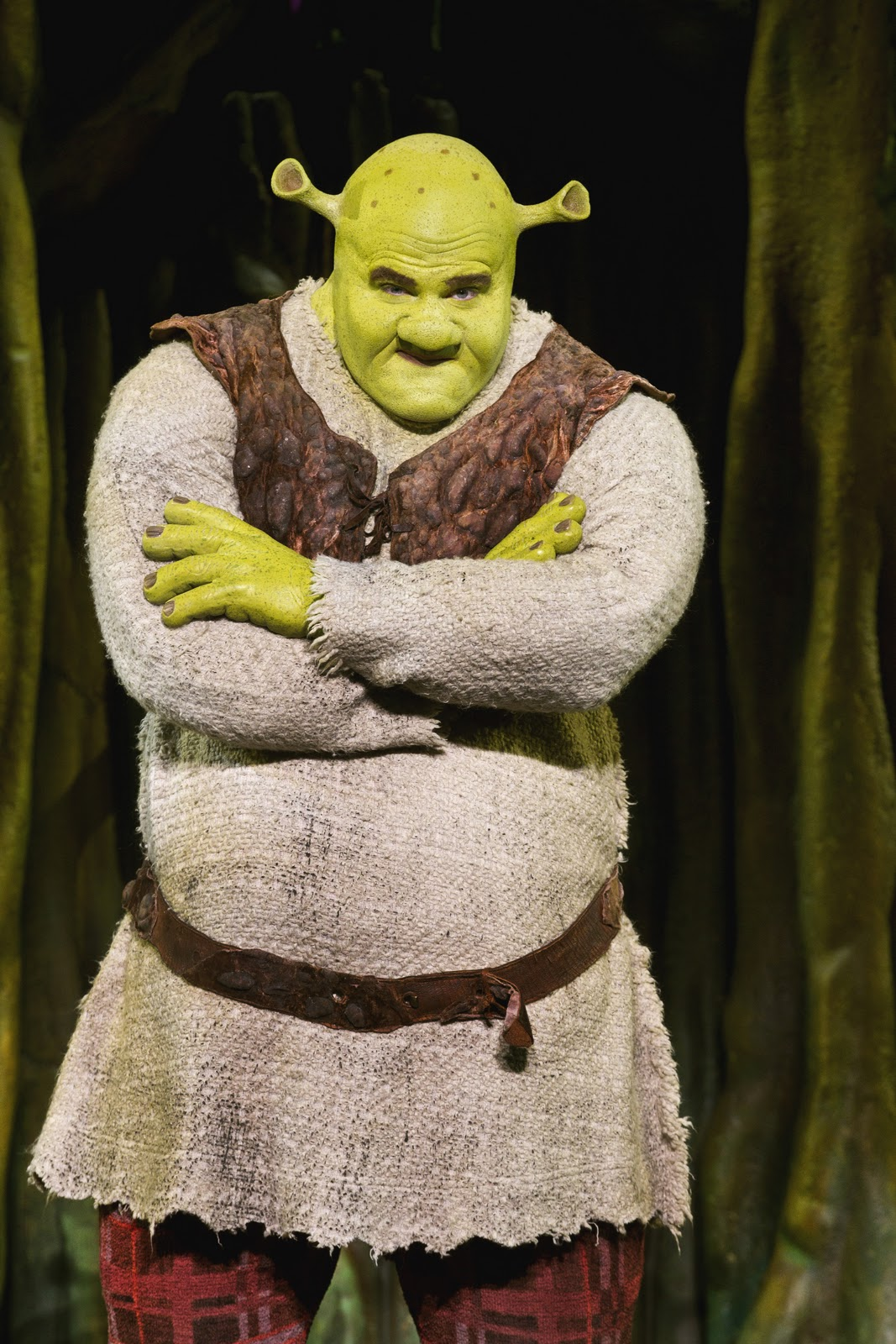 Because There S Life After Birth Act Out Shrek The Musical Coming