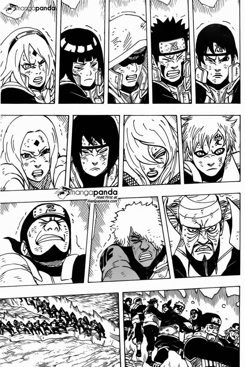 Naruto - Chapter 654 - Pic 12