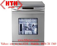 Máy rửa bát đĩa độc lập Daiwa DWA-3301H
