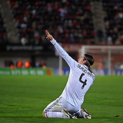 Sergio Ramos, Real Madrid CF download free wallpapers for Apple iPad