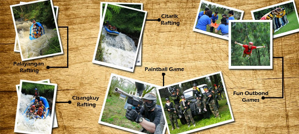 Outbound Bandung | Rafting Bandung | Paket Rafting Bandung | Rafting Bandung Pangalengan