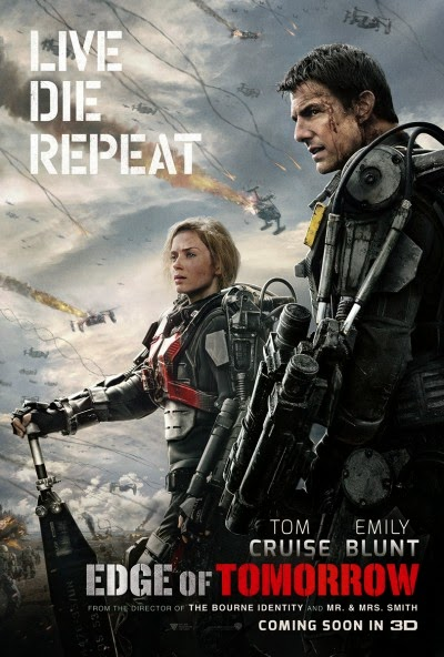 ดูหนังออนไลน์ เรื่อง : Edge of Tomorrow ซูเปอร์นักรบดับทัพอสูร 2014 [HD]