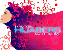 our malaysian hijabers community