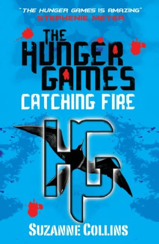 the hunger games catching fire book Discover the groundbreaking hunger games trilogy: the hunger games, catching fire, and mockingjay.