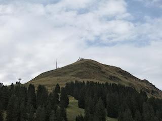 Nicht mehr allzu weit bis zum Gipfel