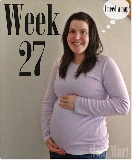 Pregnancy Week 27