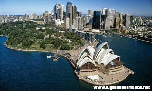 Lugares maravillosos para conocer en Sidney Australia