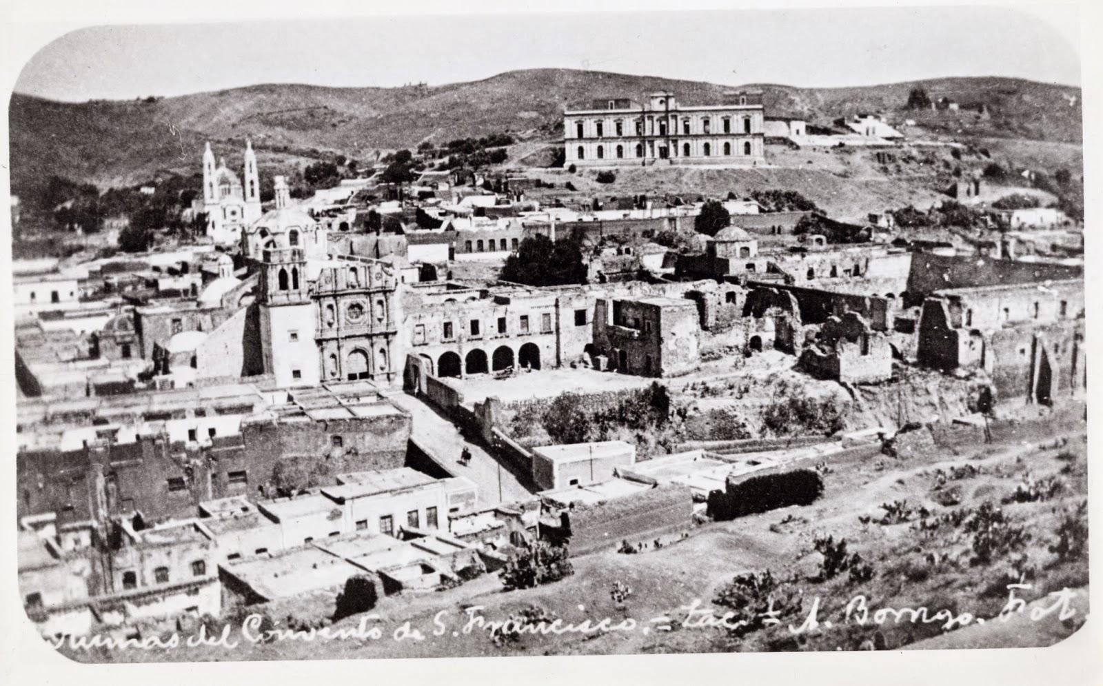 Historia De La Di 243 Cesis De Zacatecas Los Conventos De