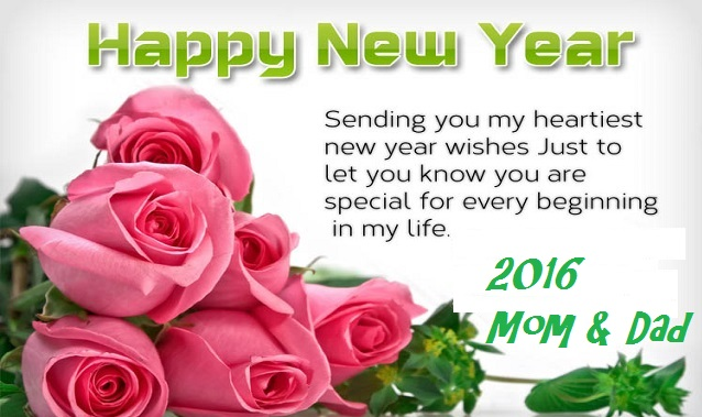New year wallpapers for parents, new year wishes for parents, new year greeting wallpaper for parents, new year wallpaper for mom and dad, new year wishes photo for mom and dad