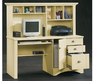 Easy Wood Box Projects Easy Computer Desk Plans With Hutch Wood - Computer desk with hutch plans